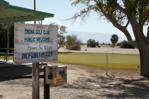 Trona Golf Club